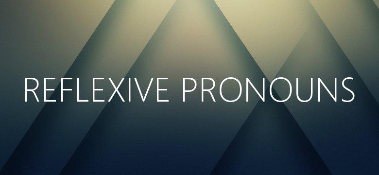 reflexive pronouns in twi