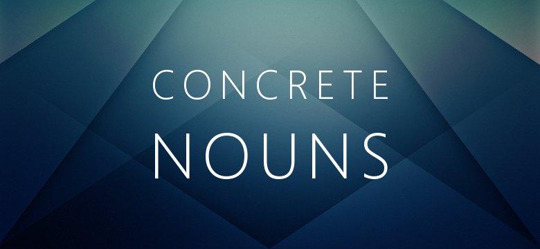 concrete nouns in twi